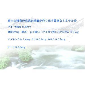 本州送料無料 富士の天下一水12L(1箱2本入)ウォーターサーバー対応ペットボトル【代引き不可】|waterea|02