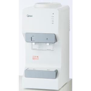 WYT-100C (卓上型) 机上 コンプレッサー式冷却 冷水温水 ホワイト 業務用 家庭用 本体 ホワイト 温水 冷水 コンプレッサー式 エコモード 送料無料|waterea