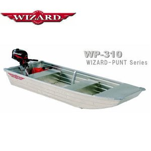 WIZARD ウィザード WP-310 (ボート免許・船検不要サイズ) waterhouse