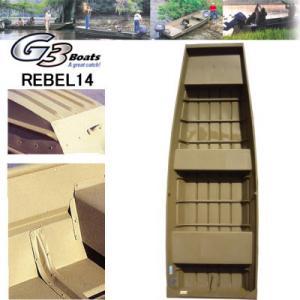 G3 REBEL14  ジースリー レーベル14 (船体のみ)|waterhouse