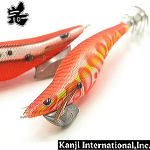 KANJI クリックス 3.5寸(エギング 餌木)|waterhouse