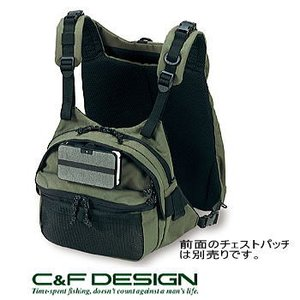 C&F CFTX-40 チェストパック|waterhouse