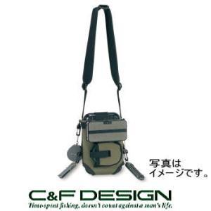 C&F CFTX-50 チェストポーチ|waterhouse