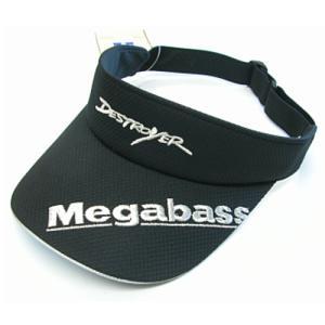 メガバス MEGABASS サンバイザー|waterhouse