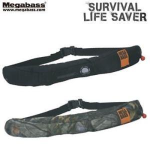 メガバス SURVIVAL LIFE SAVER/サバイバル ライフセーバー ウエストタイプ|waterhouse