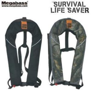 メガバス SURVIVAL LIFE SAVER/サバイバル ライフセーバー ジャケットタイプ|waterhouse