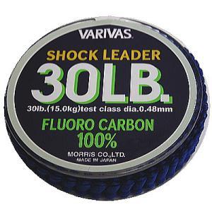 (シーバス)VARIVAS バリバス ショックリーダー フロロカーボン(30lb)|waterhouse