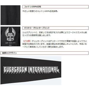 エバーグリーン E.G メタル魂 ロングTシャツ タイプ1|waterhouse|02