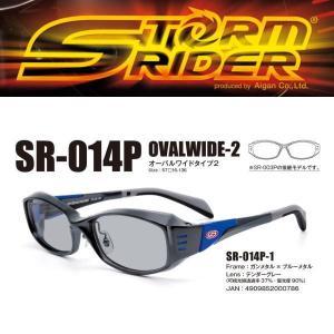 愛眼 ストームライダー SR-014P-1 オーバルワイド-2|waterhouse