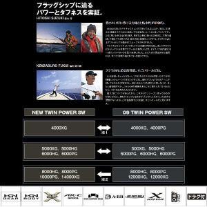 シマノ 2015 ツインパワー SW 8000PG|waterhouse|04