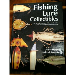 FISHING LURE COLLECTIBLES BOOK (洋書 BOOK)|waterhouse