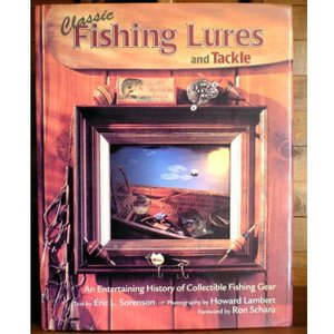 CLASSIC FISHING LURES AND TACKLE(洋書 BOOK)|waterhouse