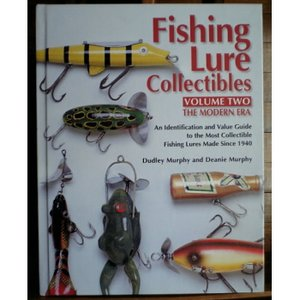 FISHING LURE COLLECTIBLES VOLUME TWO THE MODERN ERA(洋書 BOOK)|waterhouse