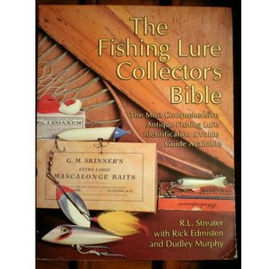 THE FISHING LURES COLLECTORS BIBLE(洋書 BOOK)|waterhouse