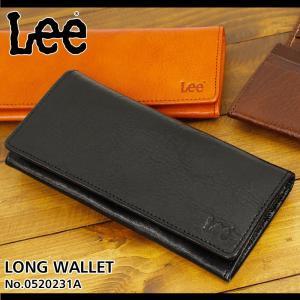 Lee(リー) 長財布 小銭入れあり 札入れ 0520231A メンズ 送料無料