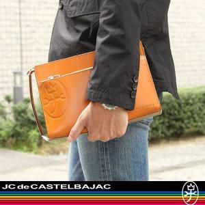CASTELBAJAC(カステルバジャック) TIRIER(トリエ) セカンドバッグ クラッチバッグ...