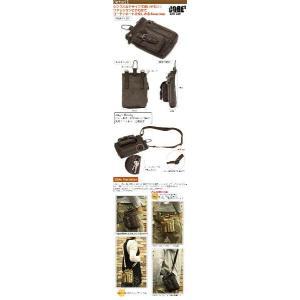 CORE(コア) シザーバッグ ミニショルダーバッグ ウエストバッグ 3WAY 1720 メンズ レディース 男女兼用|watermode
