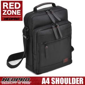NEOPRO(ネオプロ) REDZONE(レッドゾーン) ショルダーバッグ 斜め掛けバッグ A4 タブレット収納 2-024 メンズ 送料無料 watermode