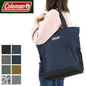 【2020年新色追加】Coleman(コールマン) WALKER(ウォーカー) 2WAY BACKPACK TOTE(2WAYバックパックトート) トートバッグ リュック 21L B4 メンズ レディース|watermode