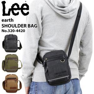 ◇商品:Lee(リー)earth(アース)シリーズ ミニショルダーバッグ 320-4420   ・生...