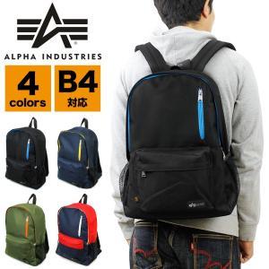 ◇商品:ALPHA INDUSTRIES INC. リュック デイパック 40017 ◇ポイント:・...
