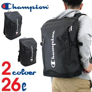 Champion(チャンピオン) バレル リュック デイパック リュックサック 26L B4 55512 メンズ レディース 男女兼用 ジュニア 送料無料|watermode