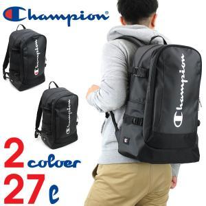 Champion(チャンピオン) バレル リュック デイパック リュックサック 27L B4 55513 メンズ レディース 男女兼用 ジュニア 送料無料|watermode