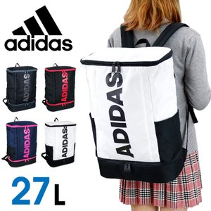 ■ITEM:adidas (アディダス)  リュックサック 2層式 55855 特徴的な大文字のAD...