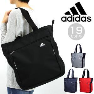 adidas(アディダス) クルーズ トートバッグ 19L B4 リフレクター付き 57703 キッズ ジュニア メンズ レディース 男女兼用|watermode