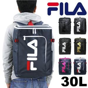 FILA(フィラ) シグナル スクエアリュック デイパック バックパック リュックサック 30L A...