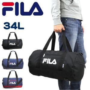 ◇商品:FILA (フィラ) STARISH (スターリッシュ)シリーズ ロールボストンバッグ 76...