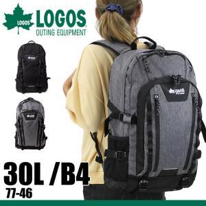 LOGOS(ロゴス) リュック デイパック バックパック リュックサック 30L B4 撥水 PC収...