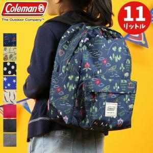 Coleman(コールマン) KID'S(キッズ) C-KIDS PACK(C-キッズパック) キッズリュック リュックサック 11L A4 男の子 女の子|watermode