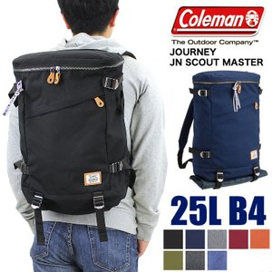 Coleman JOURNEY SCOUTMASTER バックパック リュックサック JNSCOUTMASTER 送料無料