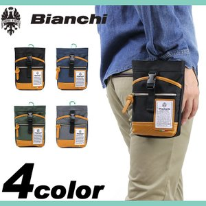Bianchi(ビアンキ) NBTC シザーバッグ ショルダーバッグ ウエストポーチ 2WAY NBTC-23 メンズ レディース 男女兼用|watermode