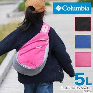 Columbia(コロンビア)  Great Brook One Shoulder(グレートブルックワンショルダー) ボディバッグ PU8291 キッズ ジュニア 男の子 女の子|watermode