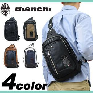 Bianchi(ビアンキ) TBPI ボディバッグ ワンショ...