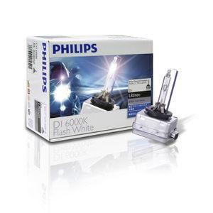 PHILIPS(フィリップス) HIDバルブ アルティノンフラッシュホワイト D1S 6000K