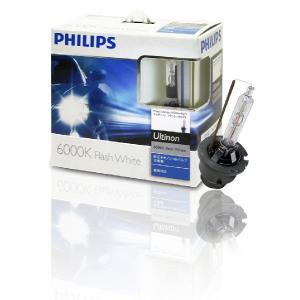 PHILIPS(フィリップス) HIDバルブ アルティノンフラッシュホワイト D2R 6000K|wattsu