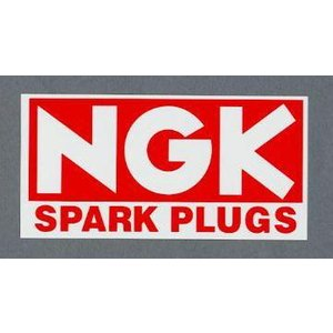 東洋マーク NGK ステッカー 【GA-87】