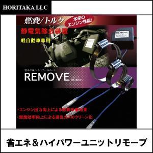 HORITAKA(ホリタカ)省エネ&ハイパワーユニット REMOVE/リモーブ 静電気除去装置 wattsu