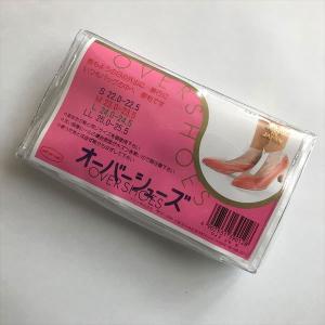 防水 靴カバー 【アウトレット】オーバーシューズ女性サイズ(ヒール用)|wave-original-y