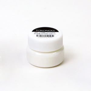 レザークラフト 革 コバ 床面 仕上げ剤 トコノール 無色(ミニ) 20g|wave-original-y