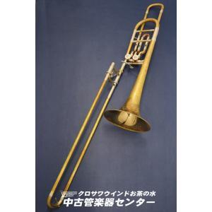 V.Bach 50B2O【中古】【バストロンボーン】【バック】【ダブルロータリー】【オフセット】【オープンラップ】【送料無料】【管楽器専門店】【ウインド御茶ノ水】 wavehouse