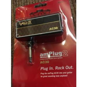 【ポイント5倍4/6まで】【店頭在庫即納】VOX amPlug2 AC30 《ギター用ヘッドフォンアンプ》【G-CLUB渋谷】|wavehouse