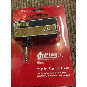 【ポイント5倍4/6まで】【店頭在庫即納】VOX amPlug2 Blues 《ギター用ヘッドフォンアンプ》【G-CLUB渋谷】|wavehouse