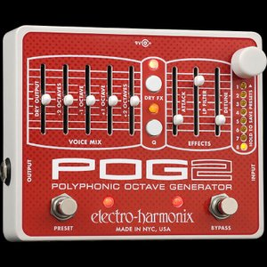 Electro-Harmonix POG2 [Polyphonic Octave Generator...