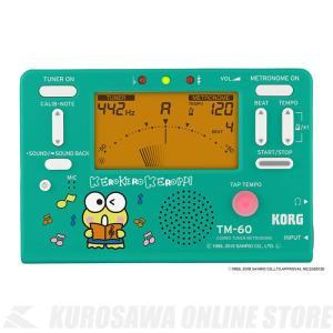 KORG TM-60-SKR(けろけろけろっぴ)[数量限定品]《チューナー&メトロノーム》【5月26...
