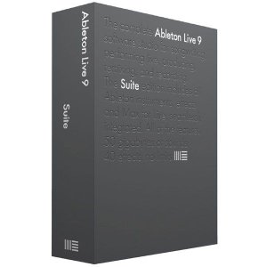 Ableton Live 9 Suite 【送料無料】