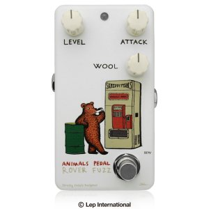 Animals Pedal / Rover Fuzz (エフェクター/ファズ)(送料無料)(マンスリープレゼント)(ご予約受付中)【ONLINE STORE】 wavehouse